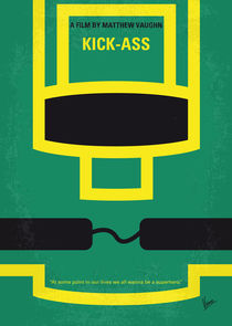 No544-my-kick-ass-minimal-movie-poster