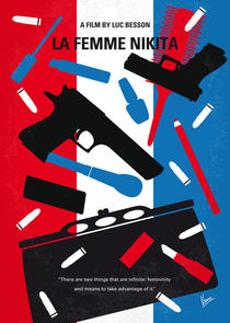 No545-my-la-femme-nikita-minimal-movie-poster
