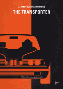 No552-my-the-transporter-minimal-movie-poster