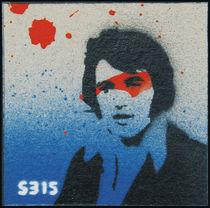 Elvis by Smitty Brandner
