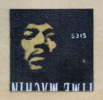 Jimi Hendrix von Smitty Brandner