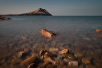 Worms Head Gower by Leighton Collins