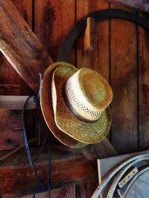 Farmer's Straw Hats von Susan Savad