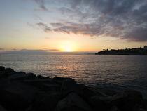 Sonnenuntergang auf Teneriffa 1 von Ivy Müller