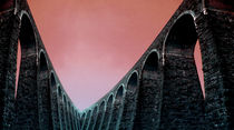Cynghordy Viaduct by Peter Madren