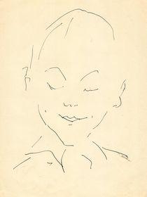 smiling boy by Ioana  Candea