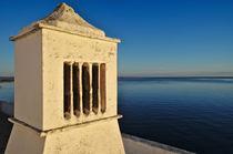 Mediterranean Chimney. Portugal by Angelo DeVal