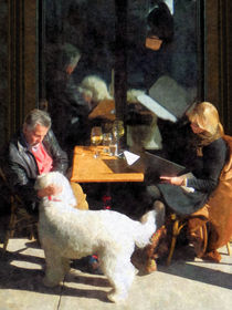 Dining Out With the Family by Susan Savad