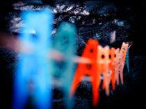 Procession of Memories von GabeZ Art