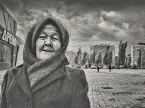 Old Woman and the Face of Wind von John Williams