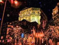 Lost in Paris von GabeZ Art