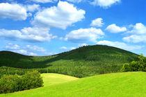 Hügellandschaft by darlya