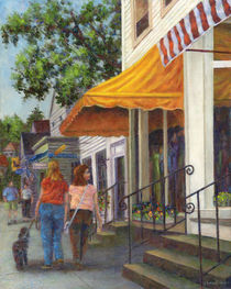 Window Shopping by Susan Savad