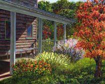 Back Porch by Susan Savad