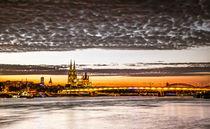 Köln sunset II by photoart-hartmann