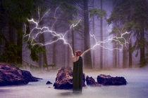 Lightning witch von Iain Logan
