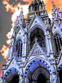 Gothic Wonder by GabeZ Art