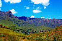Reise zu den Drakensbergen in Lesotho by Marita Zacharias