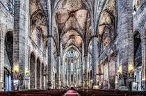 Santa Maria del Mar (Barcelona, Catalonia) by Marc Garrido Clotet
