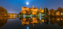 Schloss Sigmaringen   Panorama von Thomas Keller