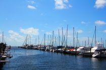 Der ruhige Hafen von Miami by ann-foto