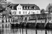 Tönning - Historischer Hafen von Nicole Frischlich