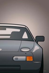 Modern Euro Icons Series Porsche 928 GTS (Split) by monkeycrisisonmars