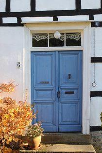 Die Tür am Agathaberg von © Ivonne Wentzler