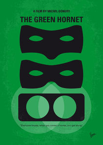 No561-my-the-green-hornet-minimal-movie-poster
