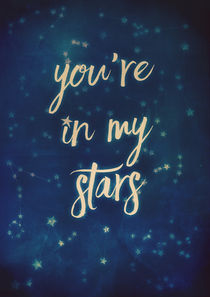 you're in my stars von Sybille Sterk