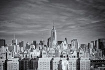 New York Midtown and Empire State Building by Thomas Schaefer