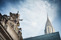 New York / Grand Central and Chrysler Building by Thomas Schaefer  (www.ts-fotografik.de)