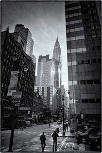 New York Midtown Manhattan and Chrysler Building by Thomas Schaefer  (www.ts-fotografik.de)