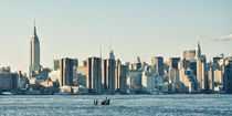 New York City / Manhattan Skyline von Thomas Schaefer