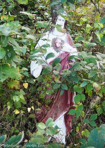 Der gebende Jesus im Garten... von photodesign-kerstin-esser