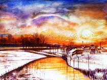 Erster Schnee by Irina Usova