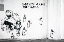 paris. city of love and flames. von Ralf Ketterlinus