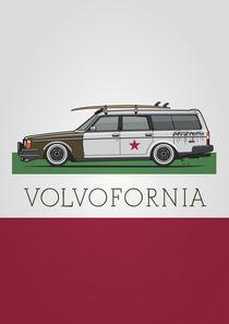 Volvo-245-volvofornia-poster