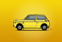 Design-honda-n360-yellow-poster