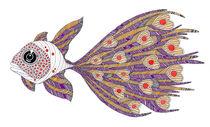 heart fish von federico cortese