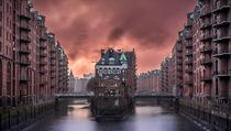 Hamburg Speicherstadt von Denis Wieczorek
