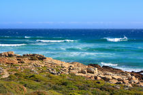 Naturstrand am Kap der Guten Hoffnung – Küste Südafrika by Marita Zacharias