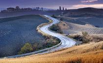 Landschaft Toskana Italien / italian landscape Tuscany von Thomas Schaefer  (www.ts-fotografik.de)