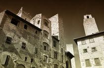 San Gimignano Toskana Italien / italian Tuscany by Thomas Schaefer  (www.ts-fotografik.de)
