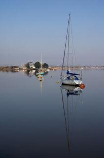 Exe Estuary von Pete Hemington