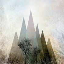 TREES IV by Pia Schneider
