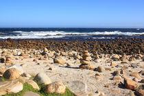 Küste am Kap der Guten Hoffnung by Marita Zacharias