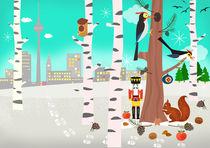 Christmas in the Birchgrove by Elisandra Sevenstar