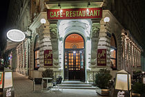 Cafe Weimar in Wien von Christian Hallweger