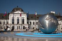 Bratislava - historisch/modern von Christian Hallweger